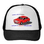 car salesmens hat