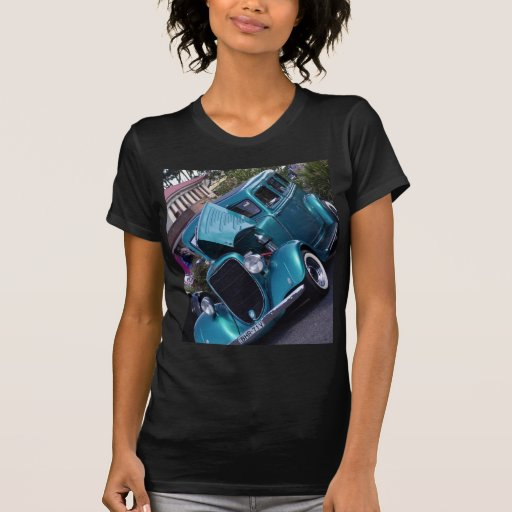 Car Show Aqua The Oaks NSW T-shirts