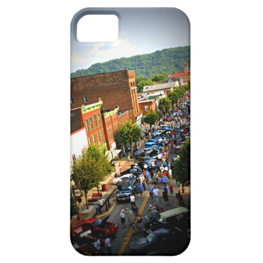 Car Show Funda Para iPhone SE/5/5s