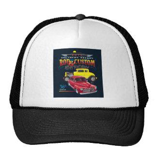 Car Show Poster Rod & Custom Oregon Street Rods Trucker Hat