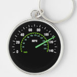 Car Speed Meter Keychain