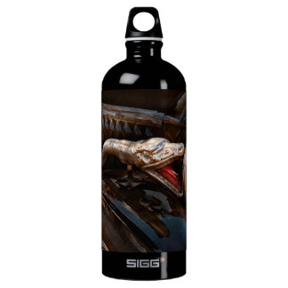 Car - Steamer - Snake Charmer Aluminum Water Bottle
