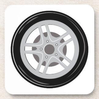 Car Tire Coasters