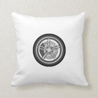 Car Tire Pillow
