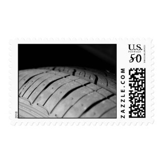 Car Tire Stamps