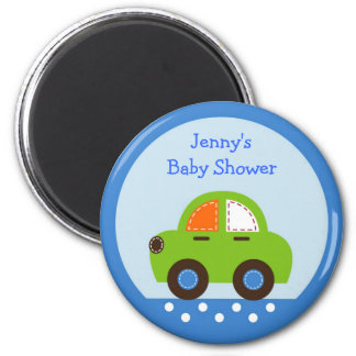Car Transportation Party Favor Magnets