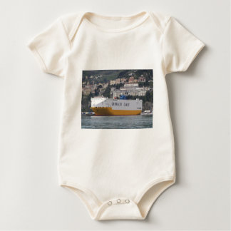 Car Transporter Grande Europa Baby Bodysuit