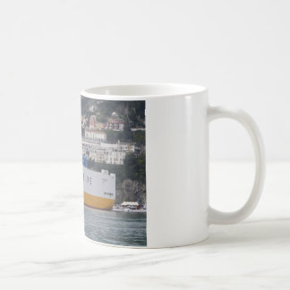 Car Transporter Grande Europa Coffee Mug