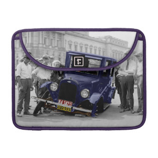 Car Troubles Sleeve For MacBook Pro