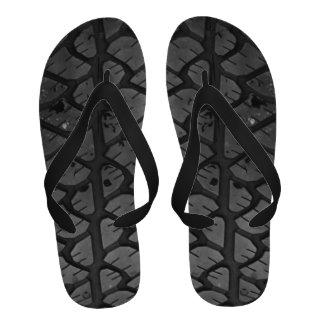 Car Truck Tire Flip-Flops Sandals