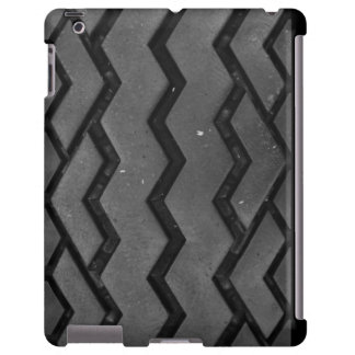 Car Truck Tire iPad Case