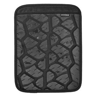 Car Truck Tire iPad Sleeve