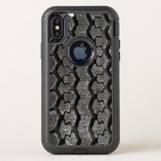 Car Truck Tire Tread OtterBox Defender iPhone X Case