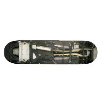 Car undercarriage skateboard