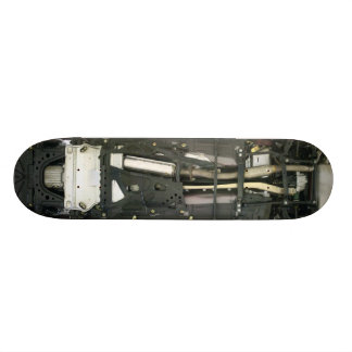 Car undercarriage skateboard