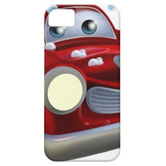 Car valet cartoon case for the iPhone 5