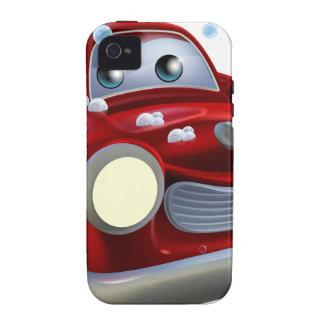 Car valet cartoon Case-Mate iPhone 4 covers
