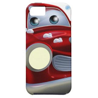 Car valet cartoon iPhone 5 case