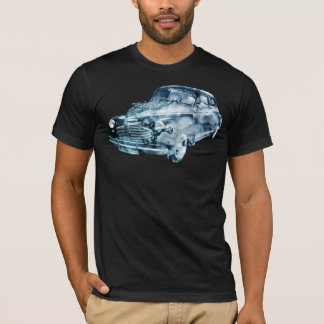 car wash double exposure T-Shirt