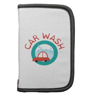 CAR WASH PLANNER