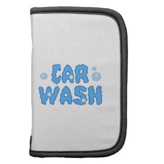 Car Wash Organizers
