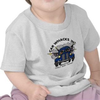 Car Whacks T Shirts