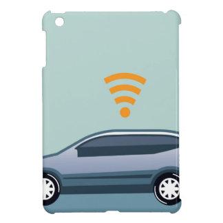 Car Wifi Vector iPad Mini Covers
