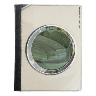 Car window custom iPad 2/3/4 Folio case