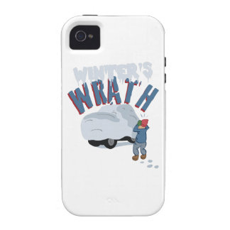 Car Winters Wrath iPhone 4/4S Cover