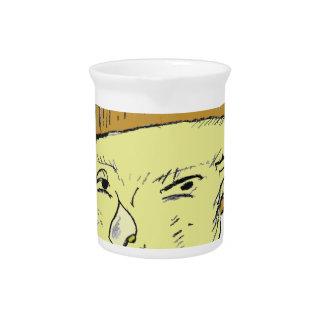 Cara 1 del arte popular jarras