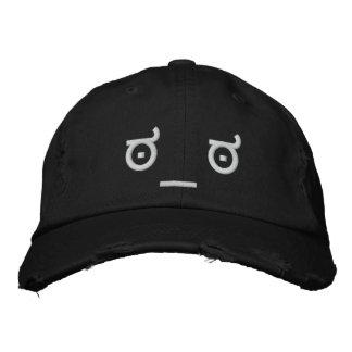 Cara 2 de la desaprobación gorra bordada