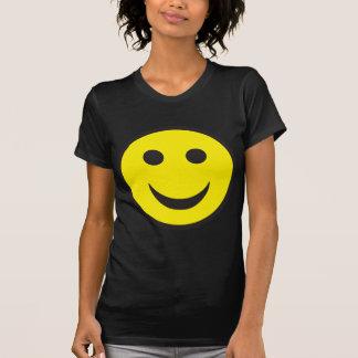 Cara ácida del smiley de la casa camiseta