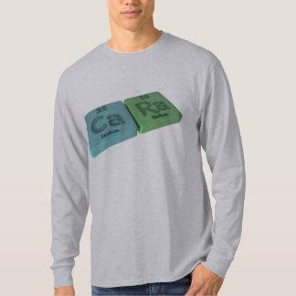 Cara  as Calcium Ca  and Radium Ra T-Shirt