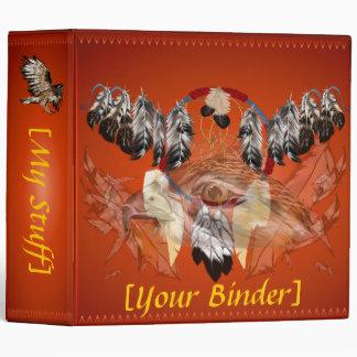"Cara binder_2_front.v4 del halcón de Dreamcatcher Carpeta 2"""