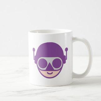 Cara cabeza face head taza de café
