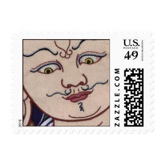 Cara de Guru Rinpoche Sello