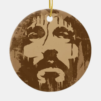 Cara de Jesús Ornamentos Para Reyes Magos