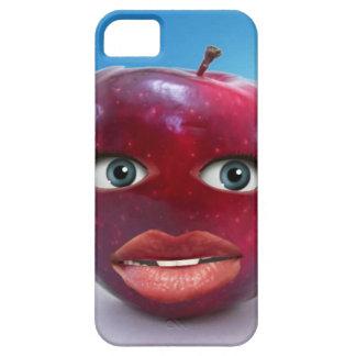 cara de la manzana iPhone 5 cobertura