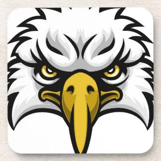 Cara de la mascota de Eagle Posavaso