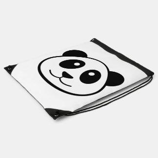 Cara de la panda mochila