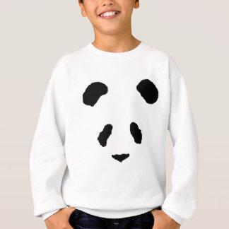 Cara de la panda remeras