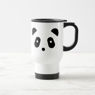 Cara de la panda tazas