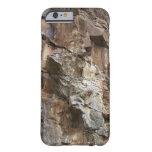 Cara de la roca funda para iPhone 6 barely there