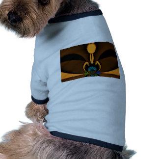 Cara de piedra Hakuna Matata Camiseta Con Mangas Para Perro