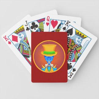 Cara de póker baraja de cartas