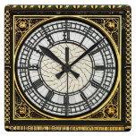 Cara de reloj de Big Ben