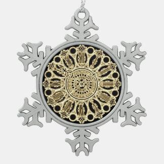 Cara de reloj de la suposición del Victorian de St