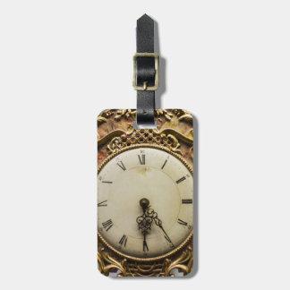 Cara de reloj del siglo XIX, Alemania Etiquetas Bolsas