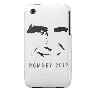 CARA de Romney 2012 iPhone 3 Fundas