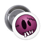 CARA DE ZOMBIECON - ROSA PINS